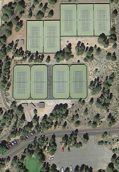 North Courts
