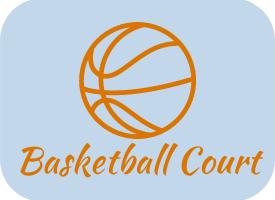 Basketball Court in Sunriver Oregon